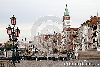 Venice, San Marco area.