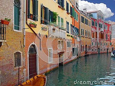Venice Street.