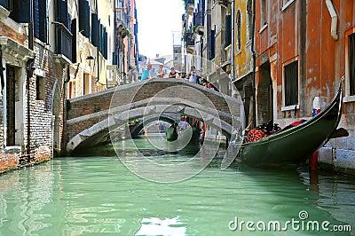 Venice tourism , Italy Editorial Image