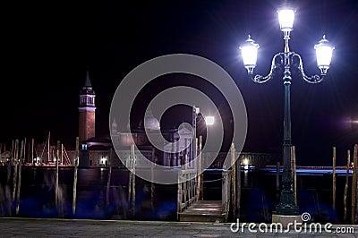 Venice (view to the Isola Della Giudecca)
