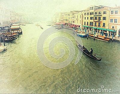 Venice - vintage photo