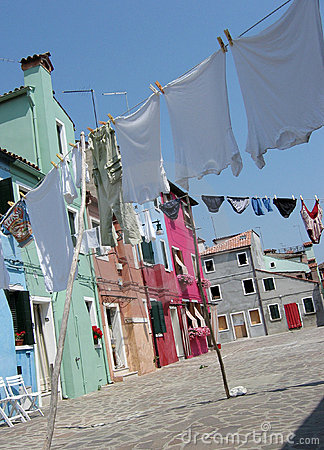 Free Venice Wash Day Stock Images - 852164