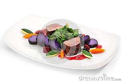 Venison Dish