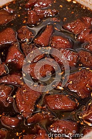 Venison jerky