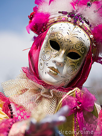 Venitian Carnival in Paris