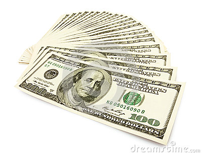 Ventilateur d argent liquide d argent