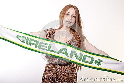 Ventilateur de l Irlande