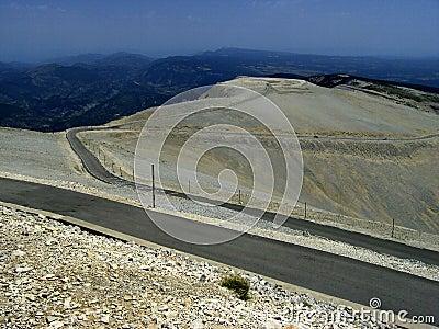Ventoux mont