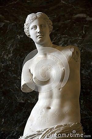 Free Venus De Milo Royalty Free Stock Photography - 19219937