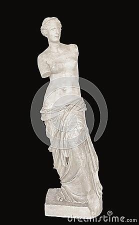 Venus of Milos ancient greek statue