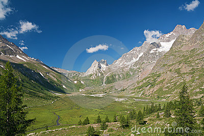Veny valley - Italian Alps