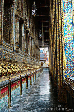 Veranda of Grand Palace