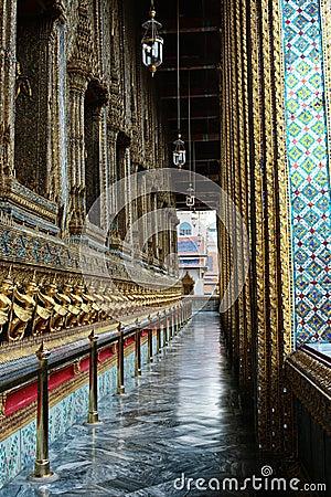 Veranda of Grand Palace