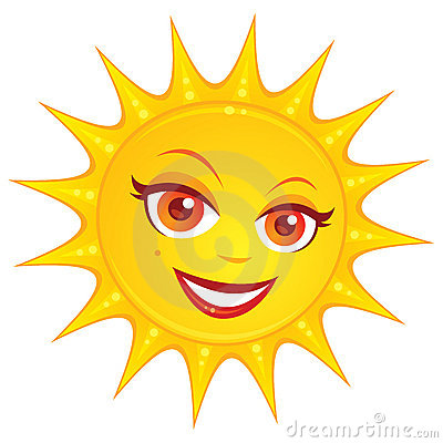 Verano caliente Sun
