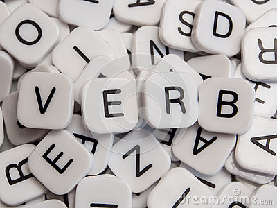Verb letters