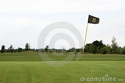 Verde 03 del golf