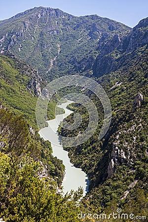 Free Verdon Gorge Stock Photos - 32961243