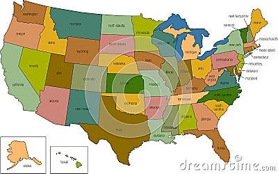 Verenigde Staten 01