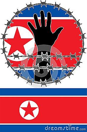 Verletzung der Menschenrechte in Nordkorea