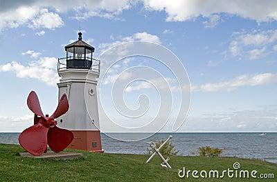 Vermilion маяка