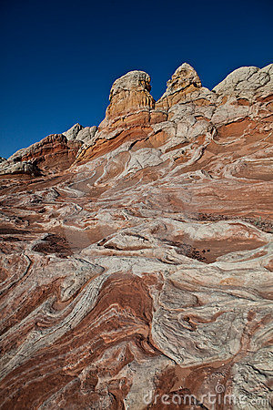 скалы vermilion