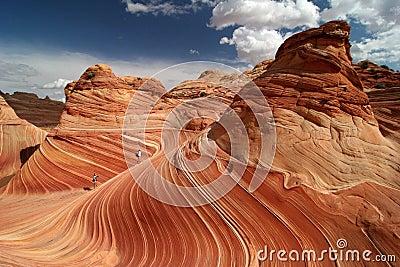 Vermillion Cliffs Trekking