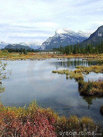 Vermillion Lakes Banff