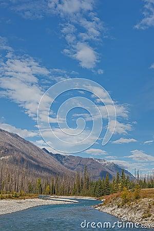Vermillion River, Canada