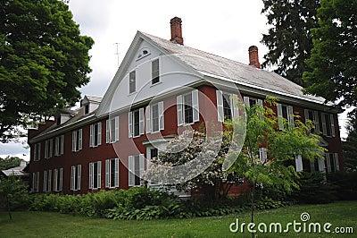 Vermont window house