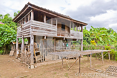 The vernacular architecture