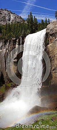 Free Vernal Falls - Yosemite NP Stock Photo - 1278550