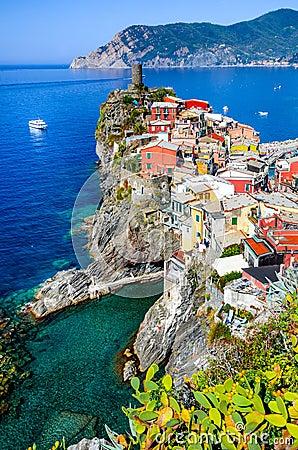 Free Vernazza, Cinque Terre Stock Image - 51653791