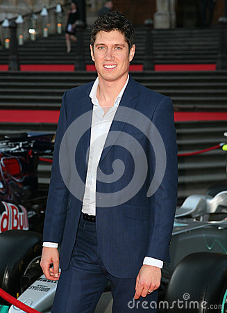 Vernon Kay Editorial Stock Image