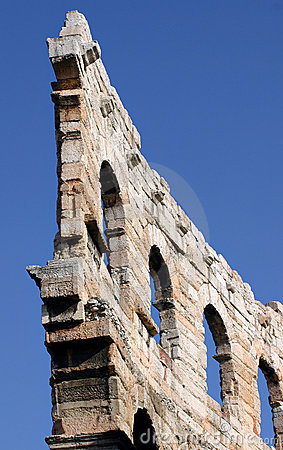 Free Verona Arena - Italy Royalty Free Stock Photos - 1450038