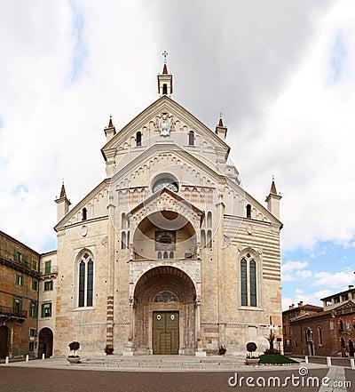 Verona Cathedral, Italy