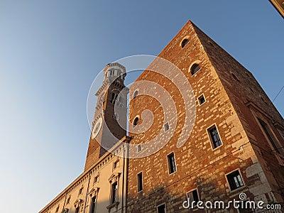 Verona - Palazzo del Comune