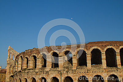 Verona, Roman Arena