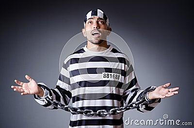 Veroordeel misdadiger