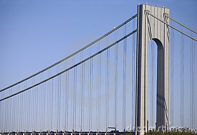 Verrazano Bridge Support