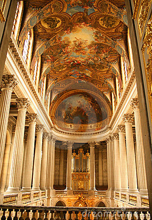 Versailles Chapel, France
