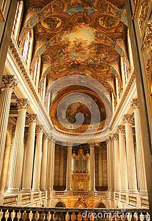 Versailles Chapel, France