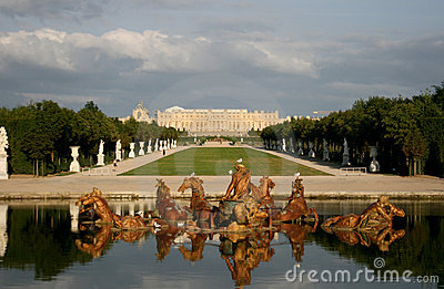 Versailles Palace, France.