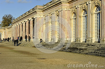Versailles, Pleasure Palace Trianon Editorial Image