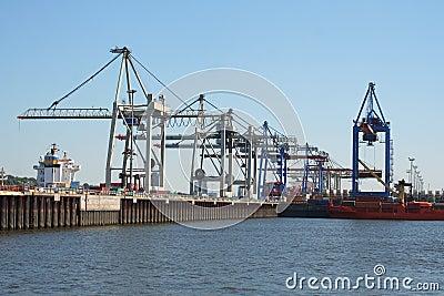Container Verschepende Industrie VI