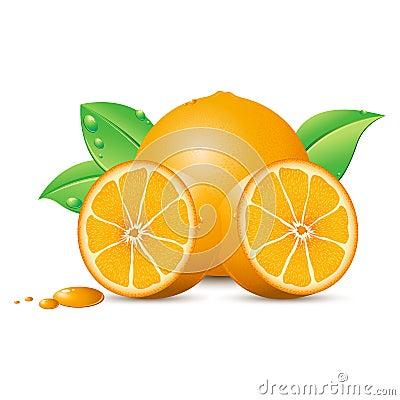 Verse Sinaasappel
