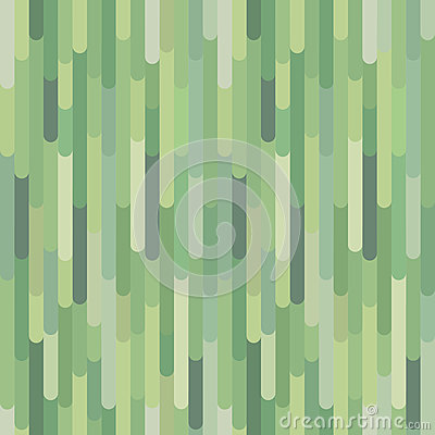Free Vertical Green Organic Stripes, Vector Seamless Pattern Stock Photography - 88902272