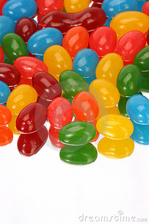 Free Vertical Jelly Beans Royalty Free Stock Photo - 146315