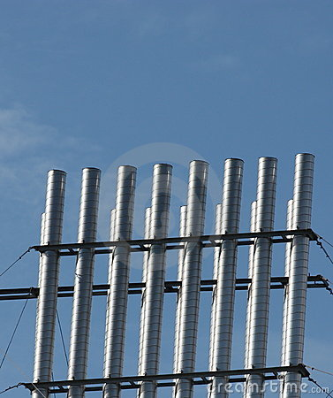 Vertical Pipes