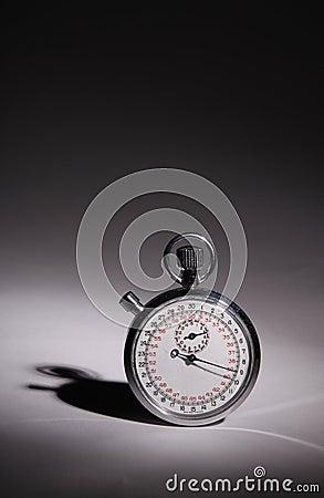 Vertical Stop Watch