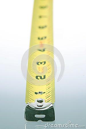 Vertical Tape Measure